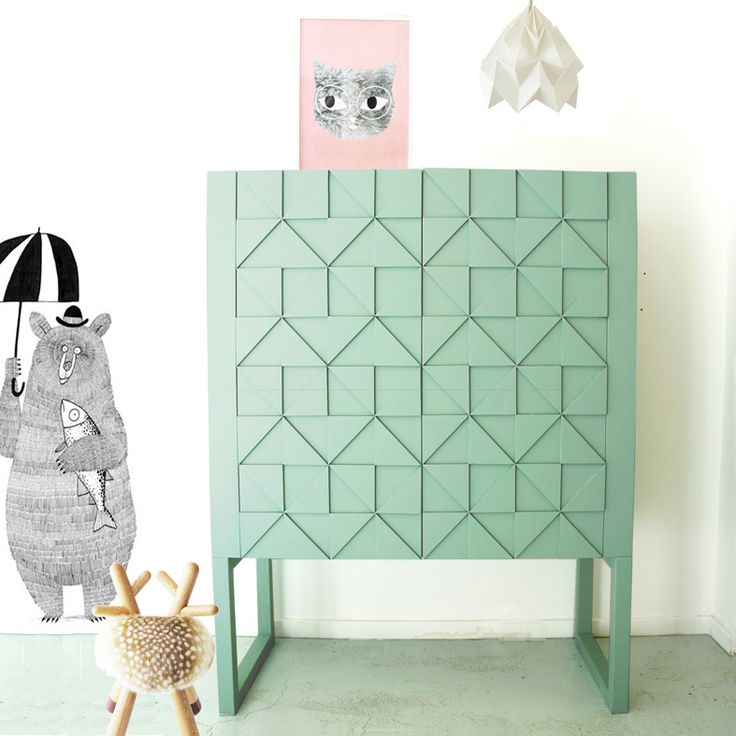 #kinderkamer #design KAST SENNA | by June via Kinderkamerstylist