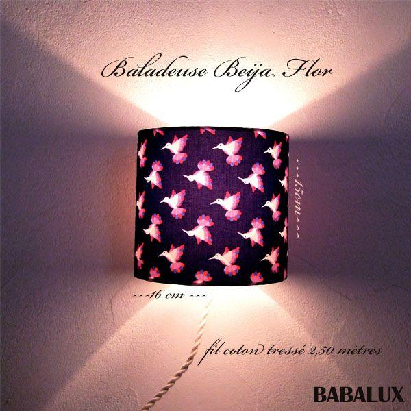 baladeuse enfant modèle Beija Flor - www.babalux.fr