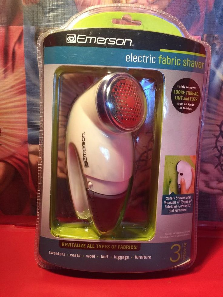 New Emerson Electric Fabric Shaver  | eBay