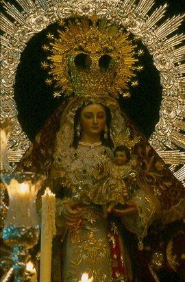 Virgen de Gracia. Patrona de Gelves::::::RAFAES