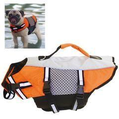 Chaleco salvavidas para perro [0]