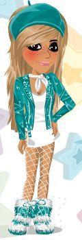A cute outfit Msp vip