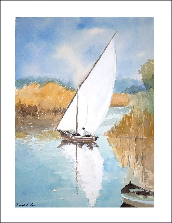 48 best Cuadros de barcos y veleros images on Pinterest | Boats ...