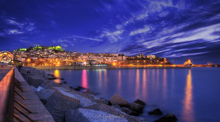 kavala Greece - null