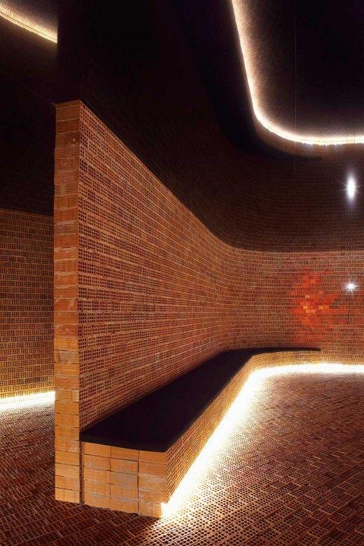 Plinthos Pavilion / by mab architects
