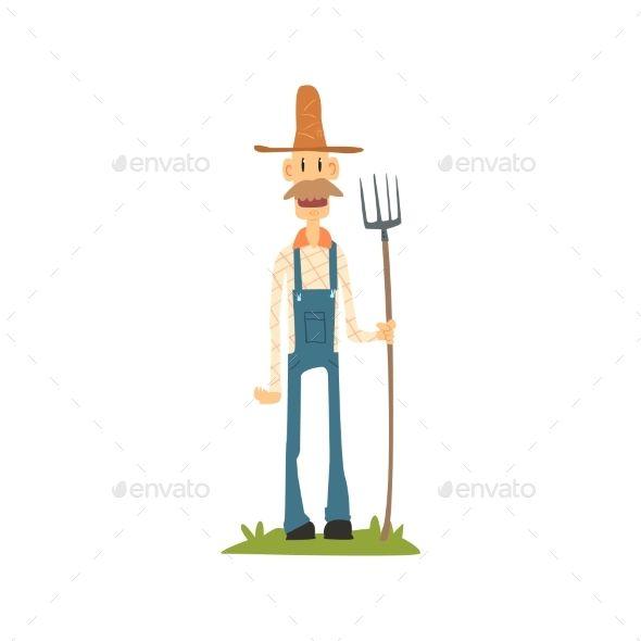 Classic Skinny Farmer in Jumpsuit