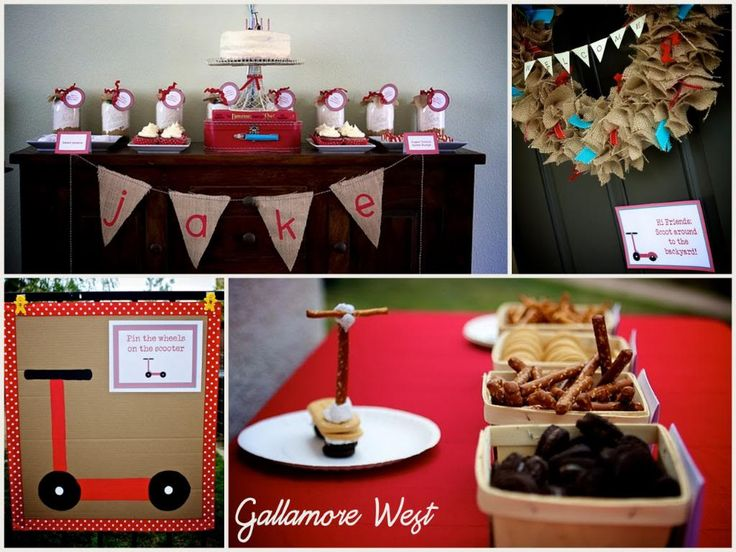 Under The Table and Dreaming: Creative Birthday Ideas for Boys Parties {Featured Real Parties}