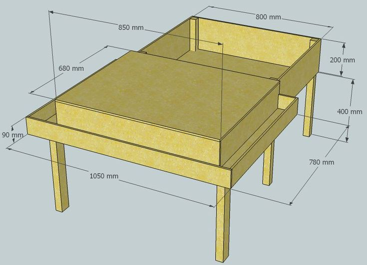 plans to build a end table | Online Woodworking Plans