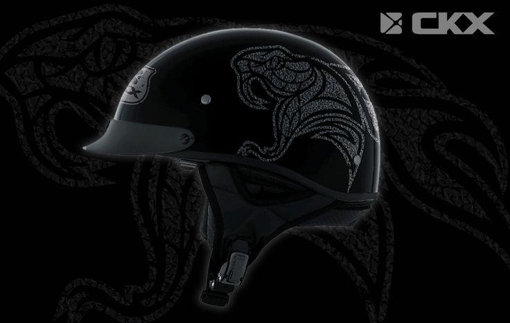 CKX Revolt_Open Face Helmet Graphic concept