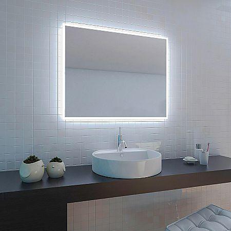 Die besten 25+ Badspiegel led Ideen auf Pinterest Badspiegel mit - badezimmerspiegel nach mass