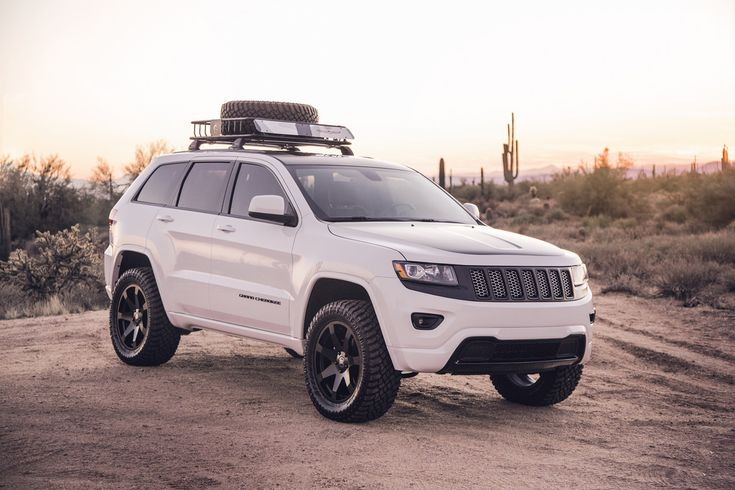 Jeep Grand Cherokee with Black Rhino Mozambique Wheels.. Like these ones!