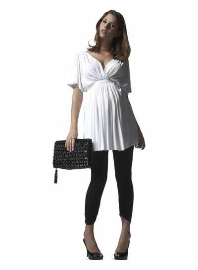 moda gestante legging - Pesquisa Google