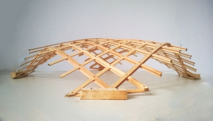"""Check out my @Behance project: """"Gridshell structure"""" https://www.behance.net/gallery/47150175/Gridshell-structure"""