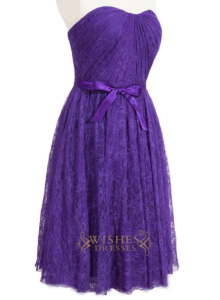 Best 25+ Purple lace dresses ideas on Pinterest