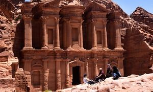 Little Petra: exploring the tastes and traditions of 'the real Jordan'   Travel   The Guardian