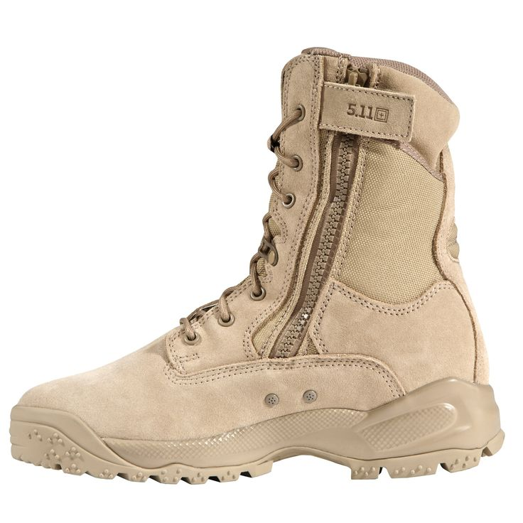 """5.11 Tactical ATAC 8"""" Coyote Desert Boots 