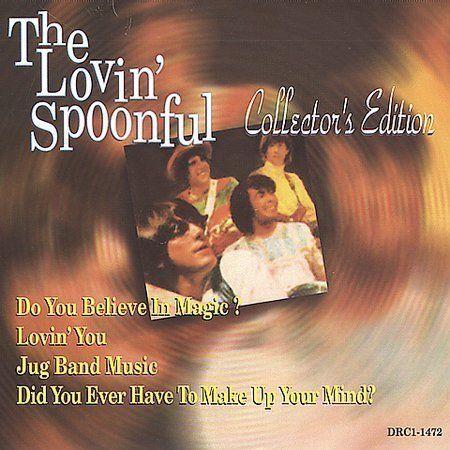 "THE LOVIN' SPOONFUL: ""COLLECTOR'S EDITION, VOL. 2"" (CD, Feb-1999, Platinum Disc) 96009073725 | eBay"