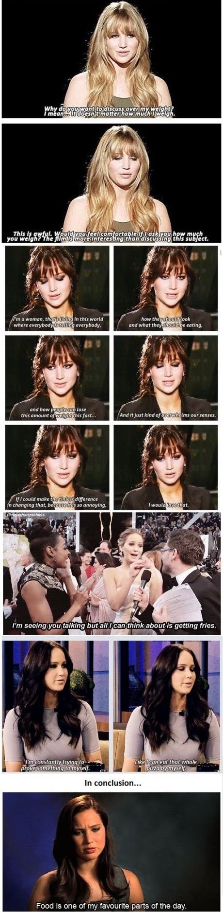 Jennifer is me.