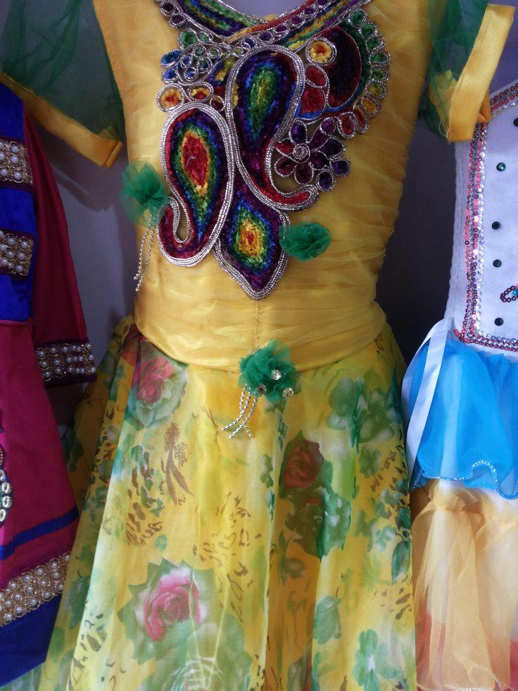 Baby Girl Dress in Chandigarh, Panchkula and Mohali. #babygirldresschandigarh   #babydresspanchkula   #diwalibabydresschandigarh