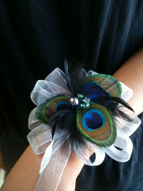 corsage for moms and grandparents