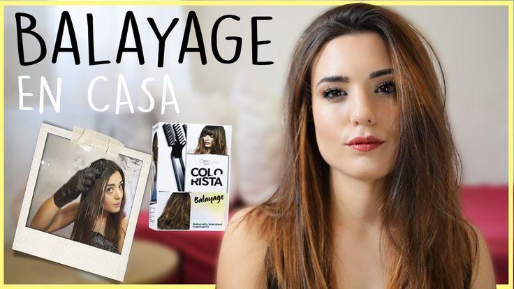 Mechas Balayage en Casa - Cambio de Look (Paso a Paso) | Mel BeYourself