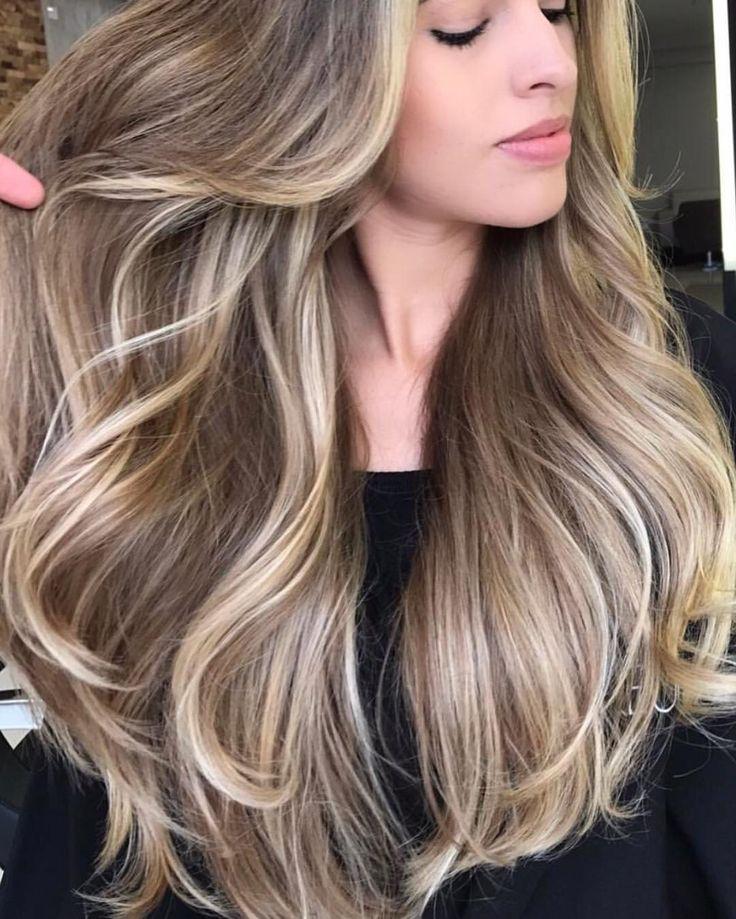 "3,017 Likes, 35 Comments - ✨BALAYAGE & BEAUTIFUL HAIR (@bestofbalayage) on Instagram: ""BUTTER PECAN By @alissonacostaoficial_ #bestofbalayage #showmethebalayage . . #blondebalayage…"""