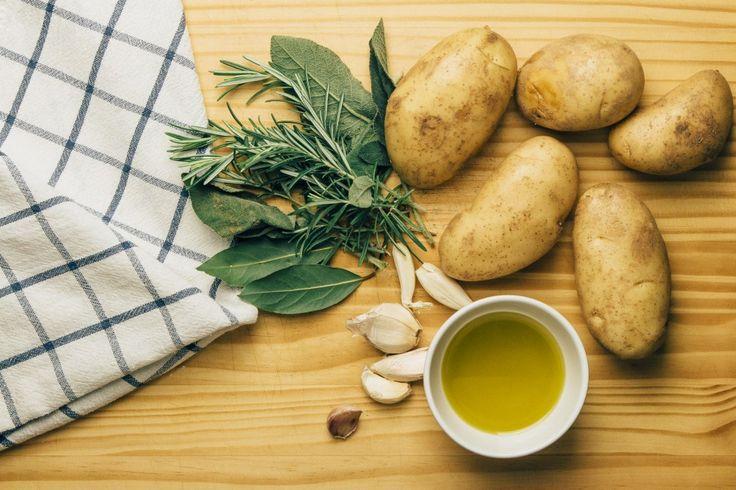 ingredienti patate al forno