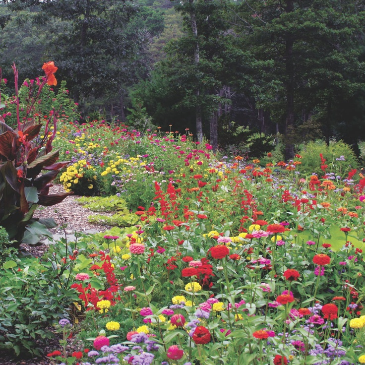 Classic Connecticut Garden: 90 Best New England Flowers & Gardens Images On Pinterest