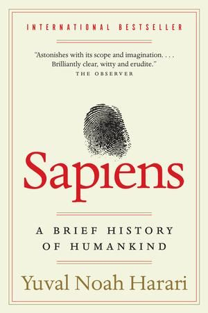 Destined to become a modern classic in the vein of Guns, Germs, and Steel, Sapiens is a lively, groundbreaking history of humankind told from a unique perspective.      100,000 years ago, at least six species of human inhabited the earth. Today there is just one.      Us. Homo Sapiens.      How did our species succeed in the battle for dominance? Why did our foraging ancestors come together to create cities and kingdoms? How did we come to believe in gods, nations, and human rights; to…