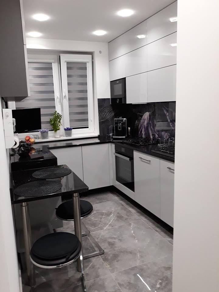 Lando Glass Black Wojciech Glass Kitchen Cabinets Kitchen