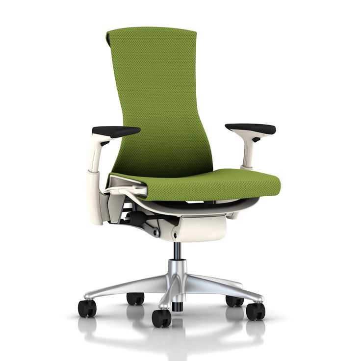 Embody chair by herman miller fully adjustable arms