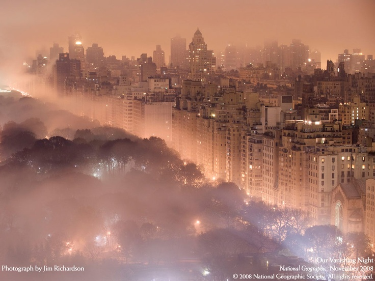 Our Vanishing Night; NAtGeo; National Geographic; Jim Richardson