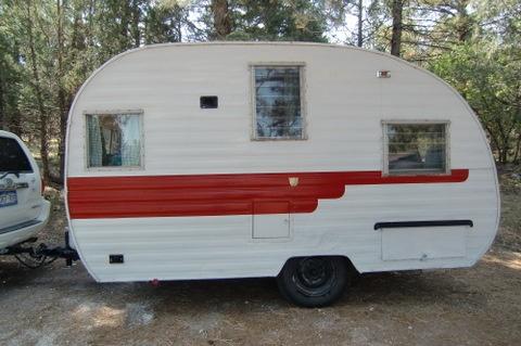 18 best images about mobile scout vintage trailers on pinterest models vintage campers and trucks. Black Bedroom Furniture Sets. Home Design Ideas