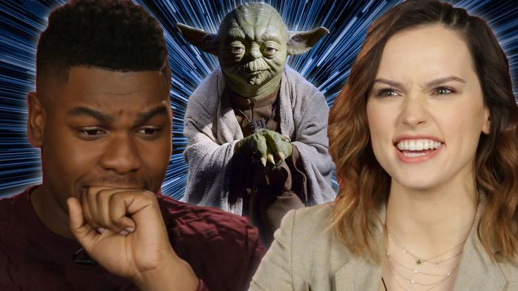 "Star Wars Cast Takes ""Which Star Wars Character Are You?"" Quiz"