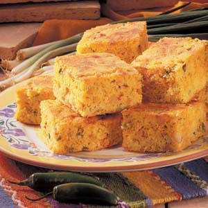 Crawfish Corn Bread Recipe