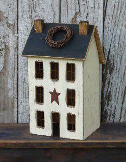 17 Best Images About Primitive Satlbox Houses On Pinterest