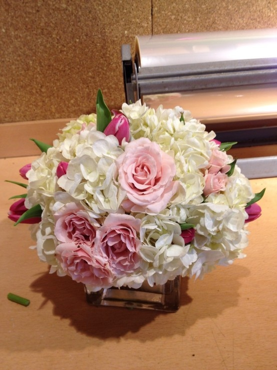 Best images about hydrangeas tulips and roses wedding