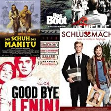 Top 10 German Movies.  Of course my sweetheart's movie is one of the top ten. I will need to see the others tho I'm sure his was the best.
