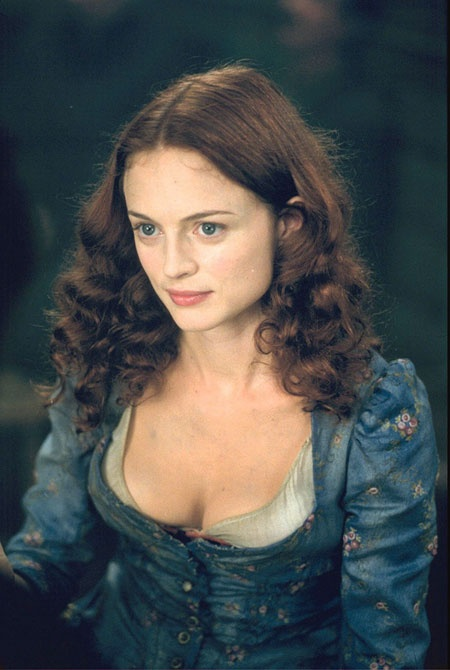 Heather Graham in From Hell
