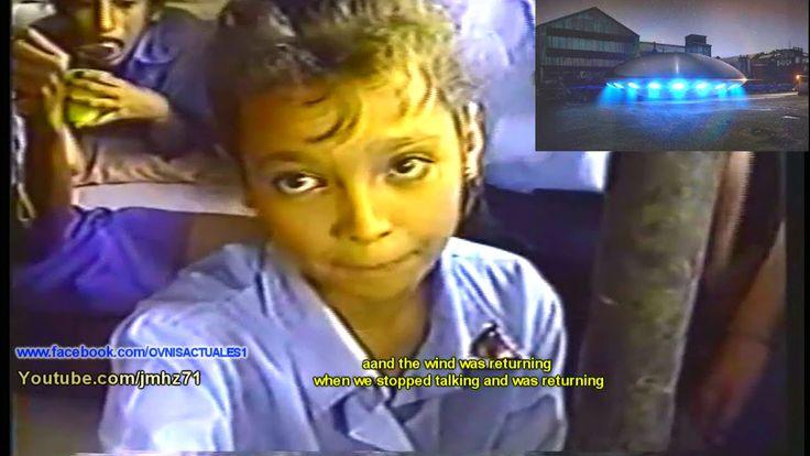 Niños de Cuba Encuentro con OVNI Extraterrestre▬Cuban children encounter with Extraterrestrial UFO