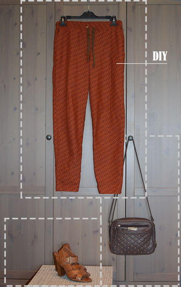Sunny pants by La Maison Victor. More DIY fashion inspiration: www.lamaisonvictor.com