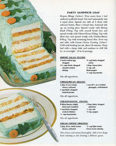 141 Best Fancy Sandwiches Images On Pinterest