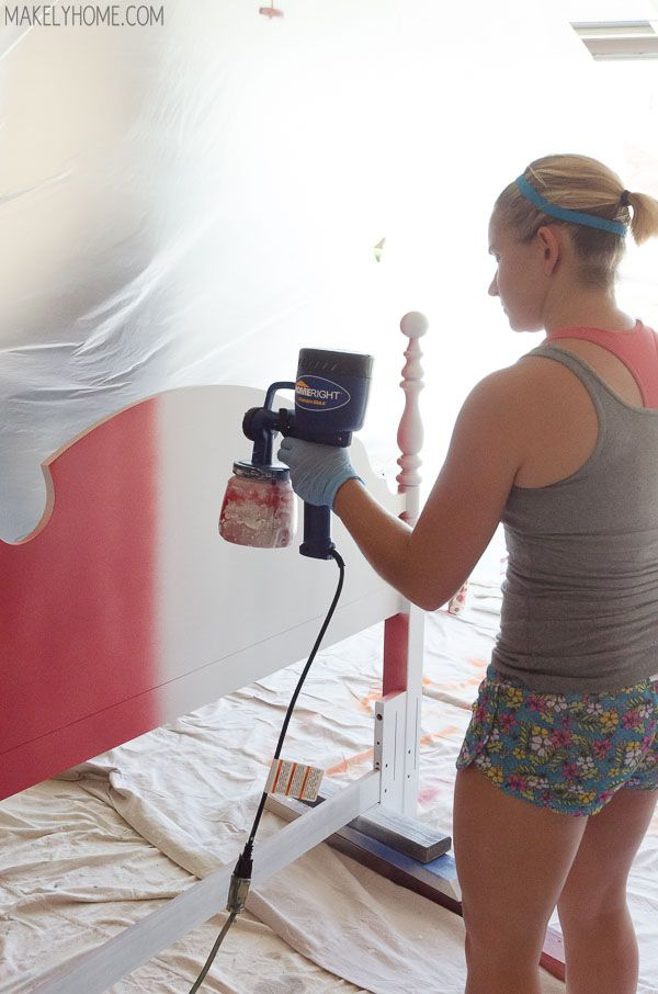 Best Paint Sprayer For Furniture From Harbor Freight