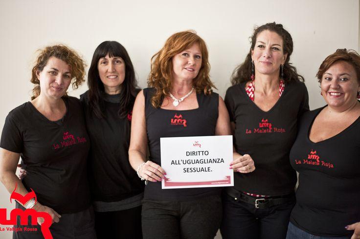 Il diritto all'uguaglianza sessuale