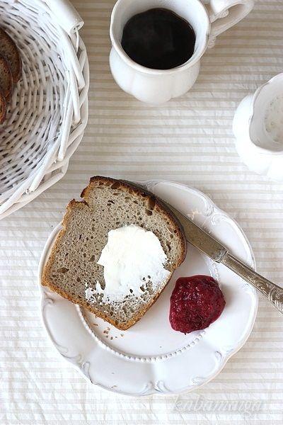 Sto Kolorów Kuchni: Chleb 66% żytni