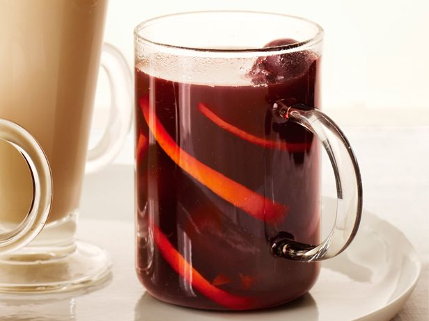 Hot Spiced Sangria from FoodNetwork.com