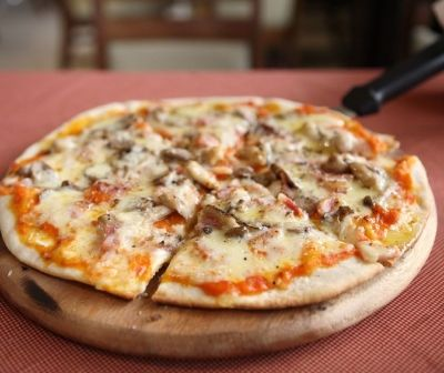 Pizza De Luxe