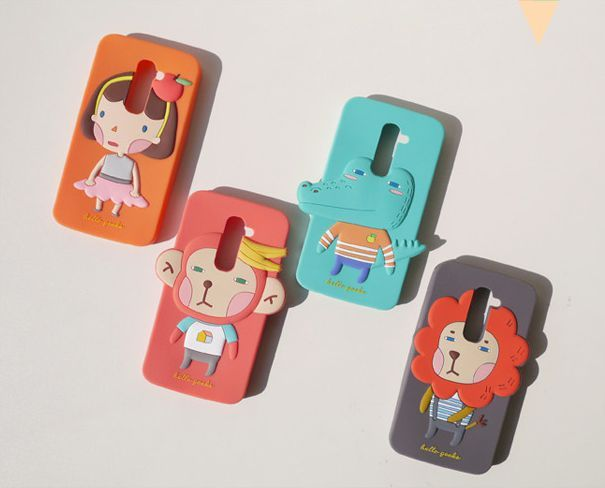 Discover Hello Geeks from the forest adorable friends: Lucy the young girl, Luy the young boy, Donna the rabbit, Rao the lion, Rey the monkey and Dewey the crocodile will be the perfect friends for your LG G2!