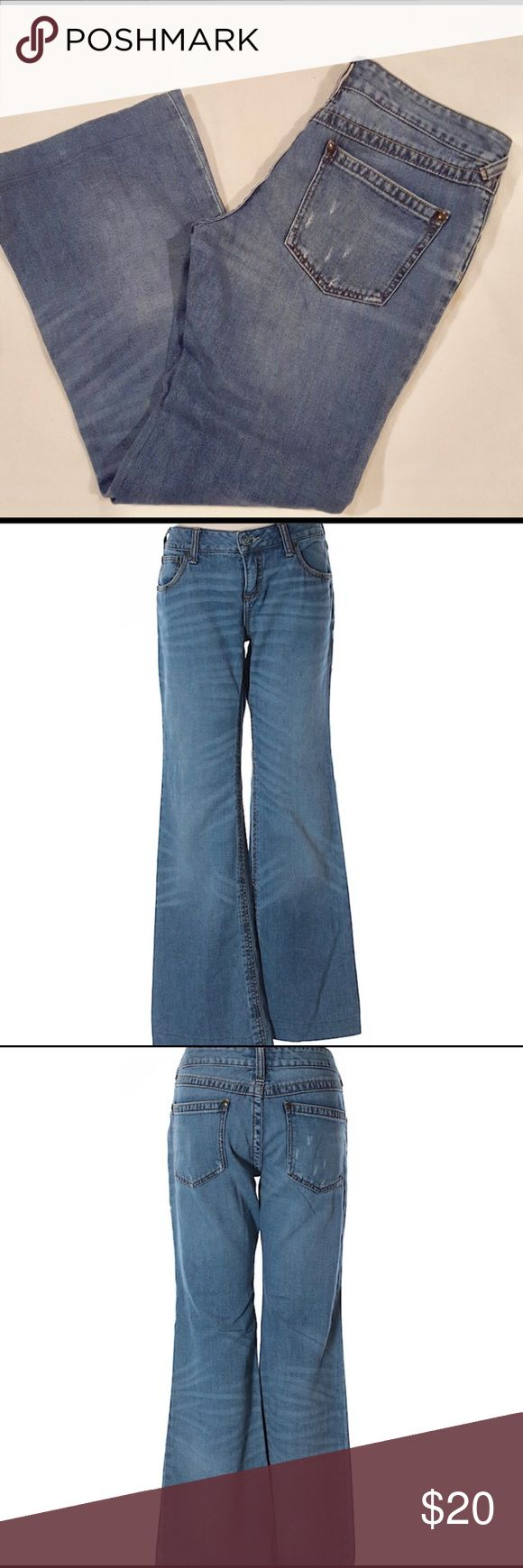 Free People Jeans Free people jeans size 31. Purchased from a fellow posher and are too small. In great condition! Free People Jeans Flare & Wide Leg
