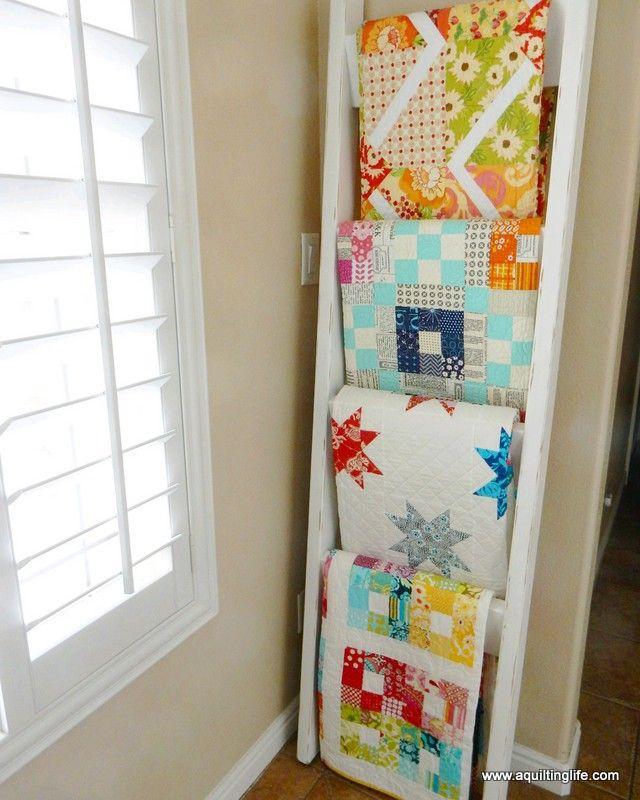 Spring Quilts | A Quilting Life - a quilt blog